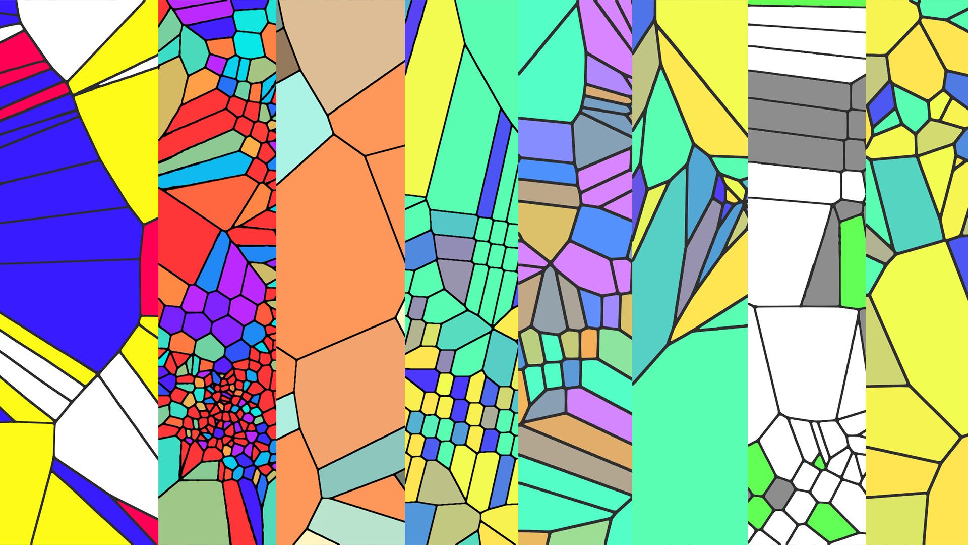 Touchdesigner Generative Animation - Voronoi